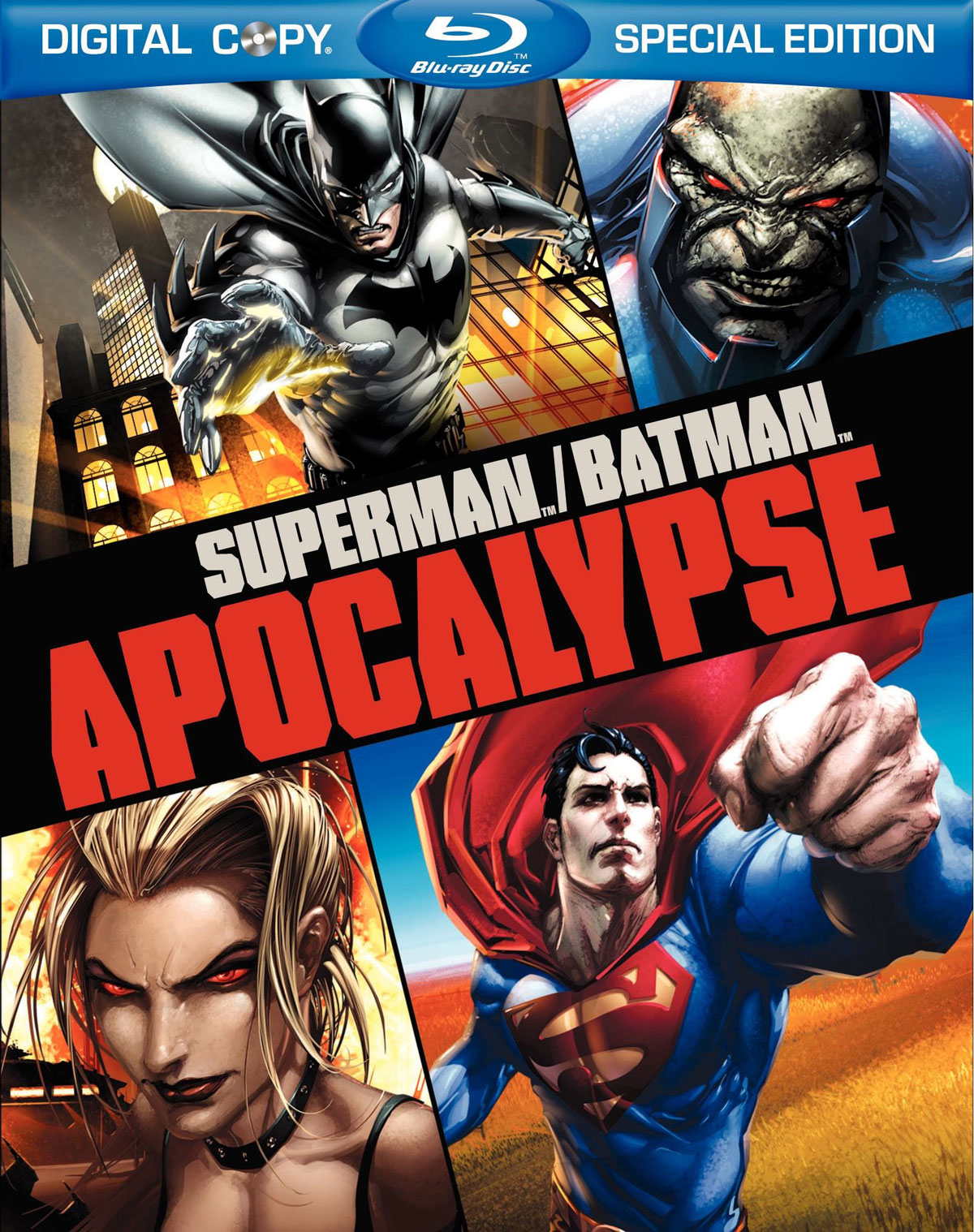Superman Batman: Apocalypse